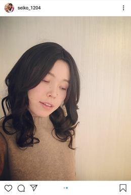 あま こう インター 誠子 髪型