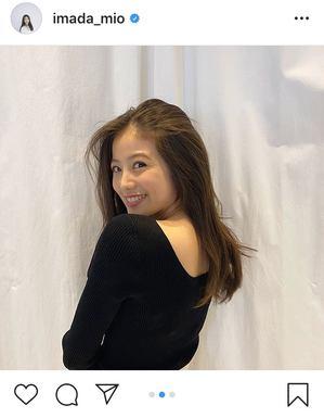 Instagram 今田 美桜