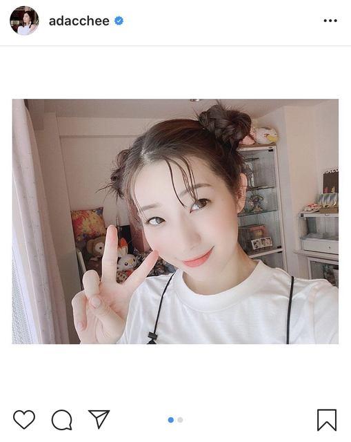 Instagram 足立 梨花